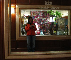 Denise | Hotel Gift Shop | Mandarin Oriental Hotel, Hong Kong