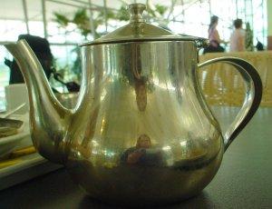 Jade Leth | i'm a little teapot | Brisbane Airport, Australia
