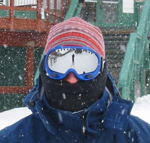 Jonathan Harrington | Skiing on the Mind | Arapahoe Basin, Colorado