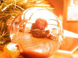 Jen Light   christmas bulb #2