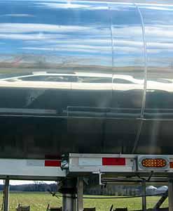 Ste Grainer | Chromatic Truck Mirrors | Virginia Roads