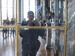 nic ruffy | hall of mirrors | versailles, france