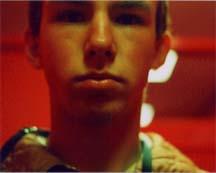max | self-portrait in three colors | santa cruz, ca