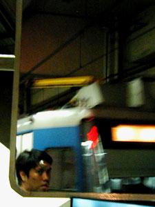 Karl de Leon | MRT | EDSA Shangrila MRT Station