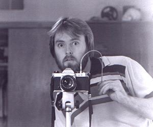 Mark Longmire | Self-Portrait, 1980 | Knoxville, TN