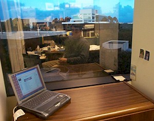 David Lingner | Office Window | San Diego, California, USA