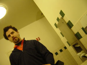 Adam Danforth | Another fucking bathroom photo | Chicago, IL