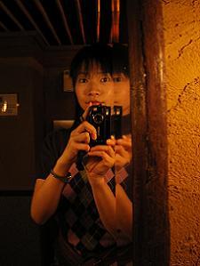 Ayako | double eyed | monsoon cafe, Japan