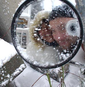 paul madlon | snow day | kanazawa, japan