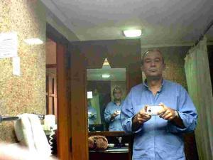JFran�ois Ch�nin | In Hyderabad's hotel