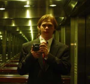 Sean Stewart   Elevation   Somewere in beteween Ensenada, Mexico and The Hawaiian Islands in an elevator