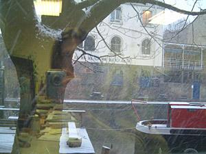 Jacob Jay | Shooting snow flakes | Islington, London