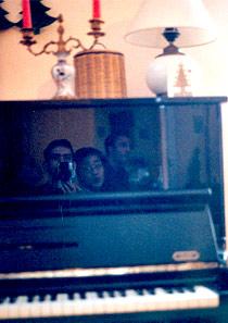 Martin Lebreton | Piano_mirror | Angers, FRANCE