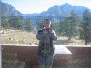 Tyler Curtain | Landscape, Flat Irons, Boulder, Colorado | National Center for Atmospheric Research, Boulder Colorado