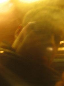 dave burke | Aboard the Washington Metro | Washington, DC