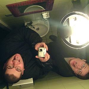 Jedrek | Two dope boys in a bathroom | Warsaw