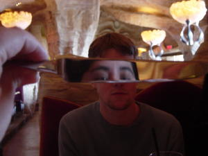Annessa Rink | My Brother and I | Islands of Adventure, Mythos Restaurant