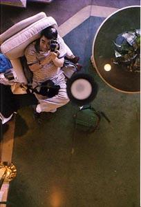Doug Ing | Doug in a Victoria BC Hotel lobby | Victoria BC