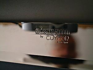 Francisco Morata Vila | Eismann knife | Barcelona (Spain)