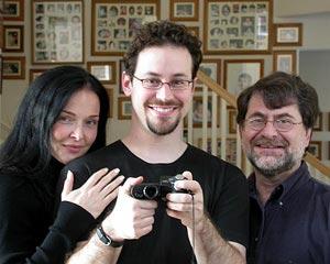 Derek Powazek   At Uncle Harry's   San Diego, CA