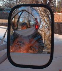 Kristal | Truck Mirror