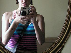 corinne mosh | antique mirror | brooklyn, new york