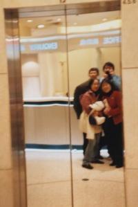 Angus Fung | waiting for the lift... | Hong Kong