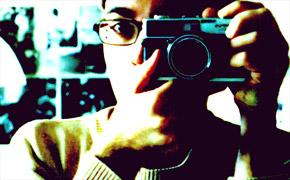 Alex Galt | Brooklyn, NY, 2001 (Me, high contrast) | Brooklyn, NY