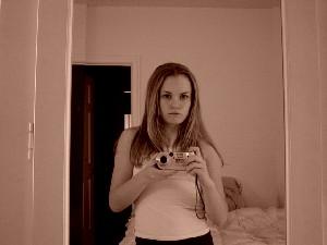 Stefanie D | Self Portrait #1