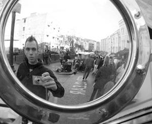 Sam Roberts | Anything and Everything | Portobello Road Market -  London UK