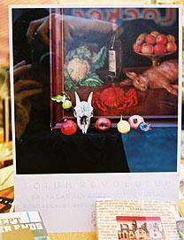 Balthusar Alvarez | Poster of Exhibition | Oviedo, Northern Spain