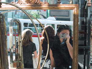 degan | antique shopping | gastown, vancouver, bc