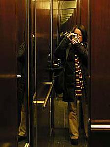 Flora Chan | Obligatory Elevator Shot | Toronto, Canada