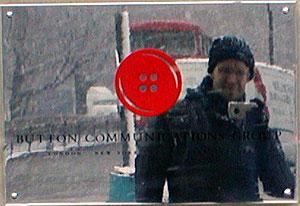 Pete Ashton | Snow Button | London, UK