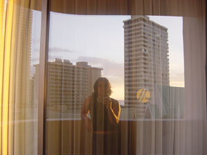 Dana | Balcony | Oahu, Hawaii