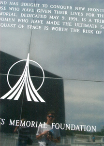 Steph Cunningham | Astronaut Memorial | Kennedy Space Center, Florida