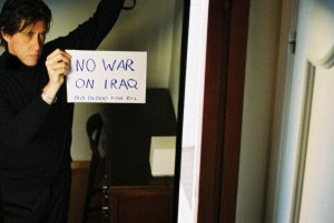 Balthusar Alvarez | No War on Iraq 2 | Oviedo, northern Spain