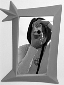 Flora Chan | Mirror, mirror on the wall...