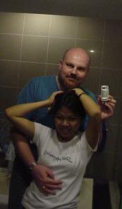 Roland Peschetz | Naa & me | Bangkok, Thailand
