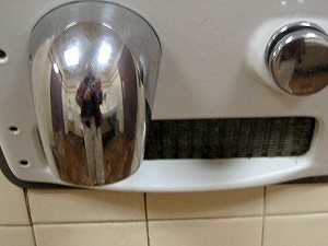 Doris Darrow | Men's Room Reflections | McDonald's - Sunnyvale, CA