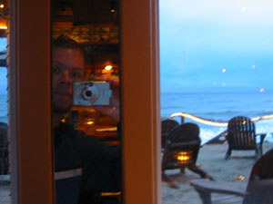 Chris Rothwell | Paradise Reflected | Paradise Cove, Malibu, CA