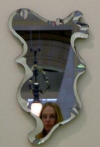 kristen | Miroir d'applique (part 2) | Paris