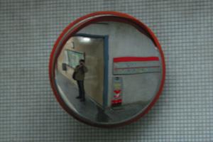 Francesc Esplugas | Two mirrors | Barcelona