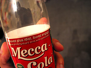 ludwig | mecca-cola | London