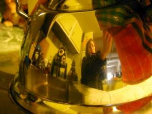 Sher Wouters | tea kettle, tara and me. | New York