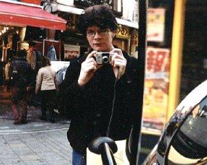 Duncan Lang | Rear view mirror | Tokyo, Japan