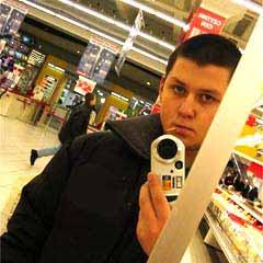 Marcin Szambelan | shoping | Warsaw, Poland