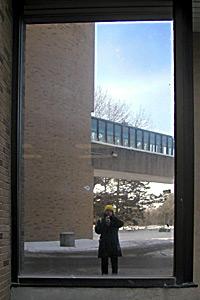 Flora Chan | University of Waterloo Reflections (1) | Waterloo, ON, Canada