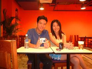 Hongzhe | Meeting up | Tiong Bahru Plaza (Singapore)