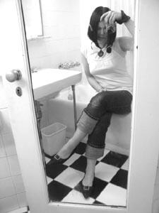 Mary Kidd | Hotel Bathroom | New York, New York